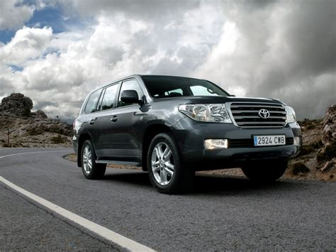 Will Toyota Toyota Land Cruiser Wallpapers