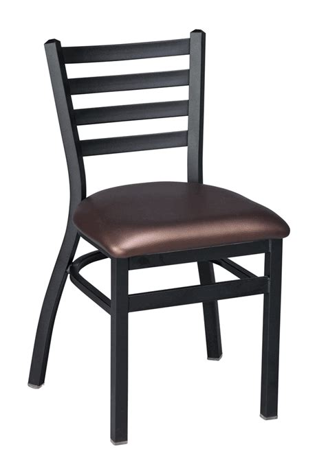 Commercial Dining Chair Regal Seating 616 Nesting Ladder Back Commercial Dining Chair W Upholstery Or Wooden Seat Bar