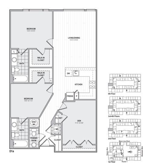 frasier apartment floor plan floor plans the frasier apartments the bozzuto group