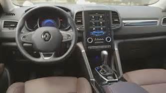 Renault Koleos Interior 2017 Renault Koleos Interior