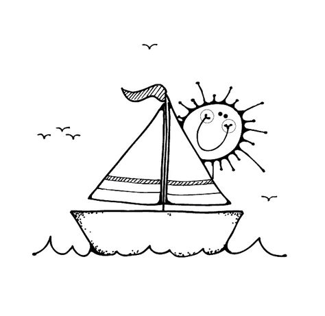 printable coloring pages boats free printable boat coloring pages for kids best