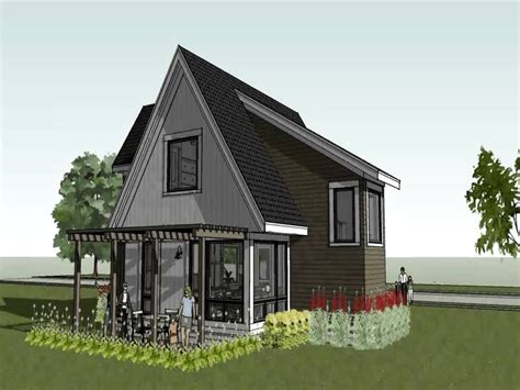 Contemporary Cottage House Plans by Small Modern Home Design Plans Small Modern Cottage House