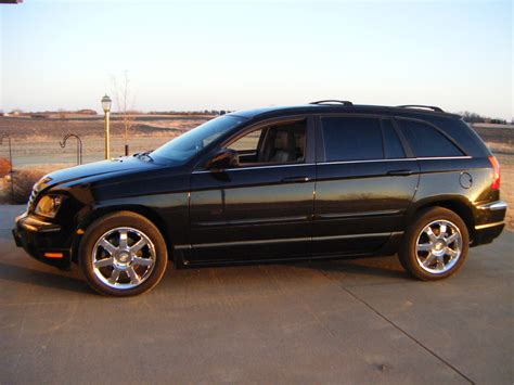 2006 Chrysler Pacifica Limited by 2006 Chrysler Pacifica Pictures Cargurus
