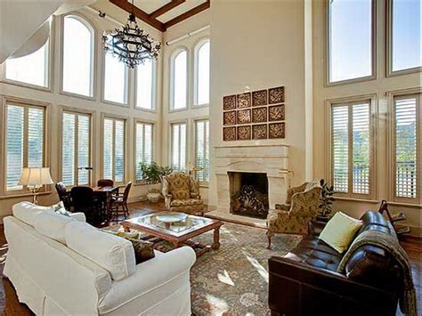 2 story living room 2 story family room decorating ideas your dream home