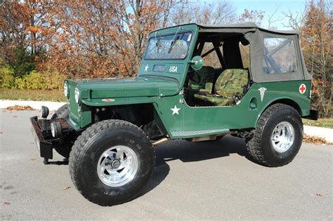 1948 Jeep Willys 1948 Willys Jeep Barrett Jackson Auction Company World