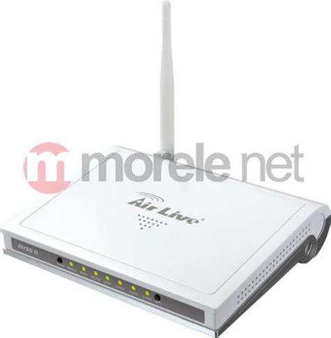Router Air3g Airlive Air3g Ii Ap Router 3g 4x Lan 1x Wan 1x Usb