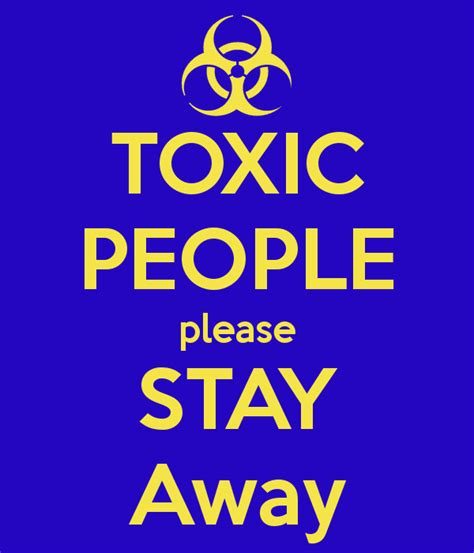 10 Types Of To Stay Away From by Recovery Six Types Of Toxic You Must Avoid