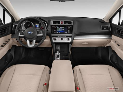subaru outback 2017 interior 2017 subaru outback interior u s news world report