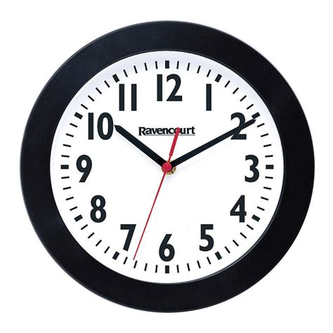 printable wall clock large print wall clock low prices