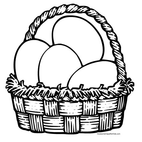 coloring pages of easter baskets early play templates easter basket templates to colour