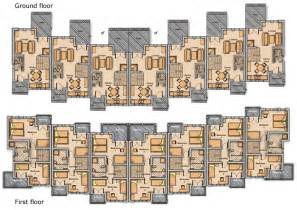 Modern Townhouse Plans Modern Townhouse Design Plans Townhouse Floor Plans