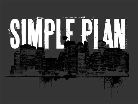 simple plans simple plan images simple plan hd wallpaper and background