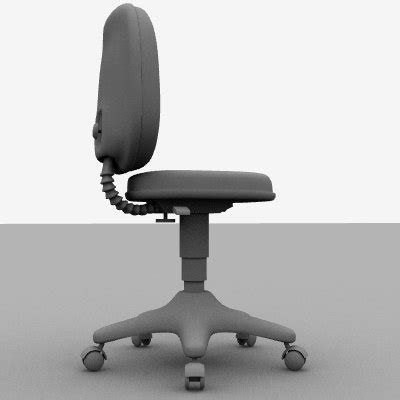 Spinning In A Chair by Rolling Spinning Office Chair 3d Model