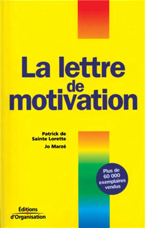 Exemple De Lettre De Motivation R Dig E lettre de motivation interne modele gratuit lettre de