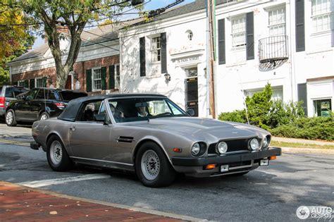 Aston Martin V8 Volante by Aston Martin V8 Volante Series 1 1978 1986 28 October