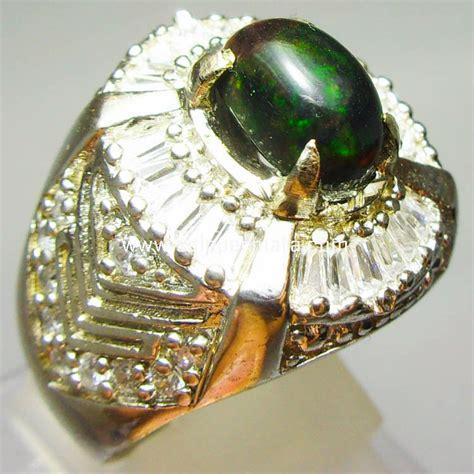 Opal Kalimaya Cutting batu permata kalimaya black opal kode 9a08 toko batu akik permata murah