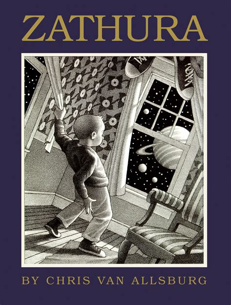 jumanji picture book a s guide to zathura by chris allsburg