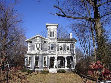 kirkwood house kirkwood mo kirkwood missouri argonne avenue 1860 house photo picture image