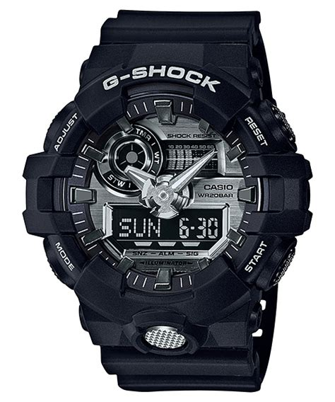 Casio G Shock Ga 700 2a Original ga 710 1a standard analog digital g shock timepieces