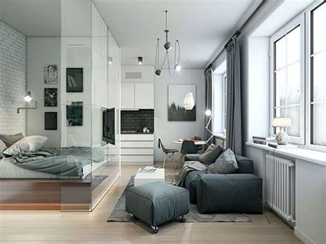 praktische inrichting klein appartement interieur