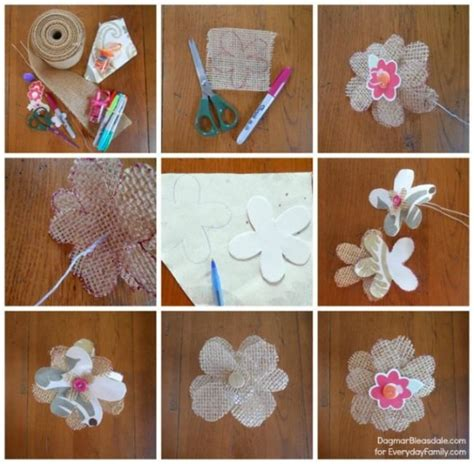Handmade Craft Tutorials - 16 creative useful diy ideas