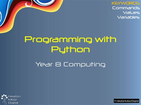 python programming challenges an introduction to if statements python programming