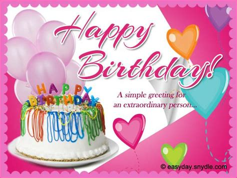 Birthday Wishes And Greeting Cards