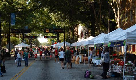 The Farmer S Shed Sc by It S Farmer S Market Season In Greenville Sc