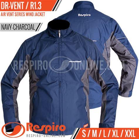New Jaket Droopdry Hitam Dan Biru Navy Pria Wanita Bola Eropa Chi jaket respiro dr vent new r1 air vent respiro