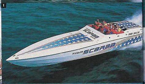 scarab boats racing quot old school scarab race boats quot page 2 offshoreonly