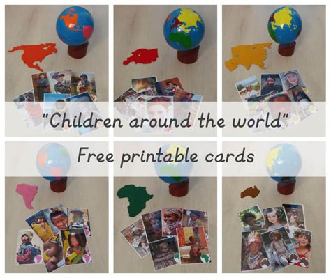 printable postcards from around the world imprimible gratis quot ni 241 os alrededor del mundo quot free