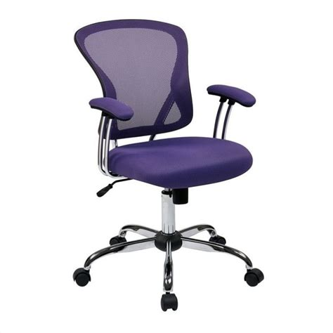 Task Office Chair In Purple Jul26 512 Purple Desk Chair