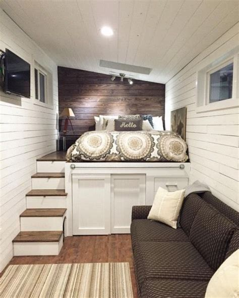 girls room that have a office up stairs couple s wandering on wheels tiny home 002 couldn t get a