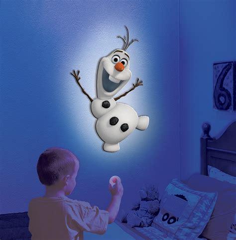 olaf decorations let it glow milton frozen room decor the talking