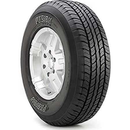fuzion suv 235/70r16 106t tires walmart.com
