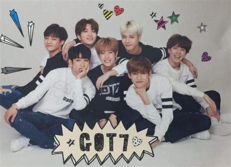 got7 group photo got7 oᴥo k pop amino