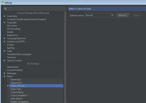 android studio themes amar s android tech change or add theme to android studio