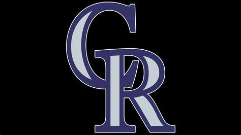 colorado rockies colors meaning colorado rockies logo and symbol history and