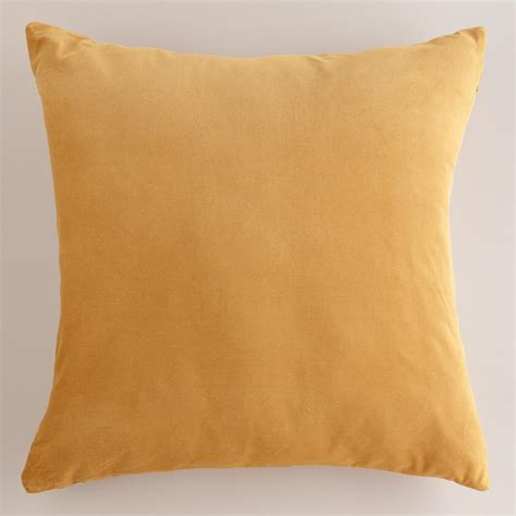 Velvet Throw Pillows Velvet Throw Pillows World Market