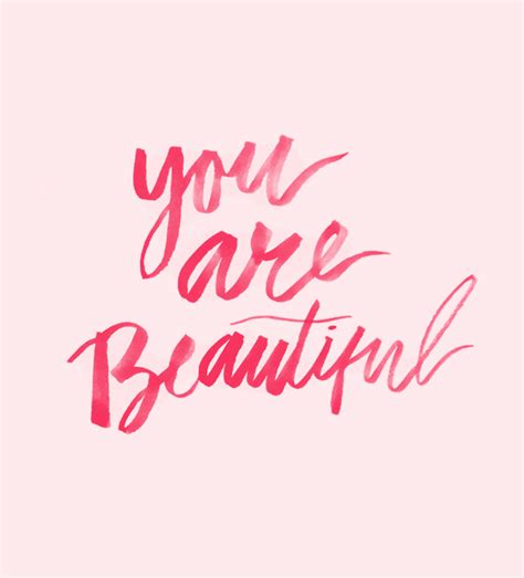 You Are Beautiful by Happy Weekend Bright And Beautiful Chicago Fashion