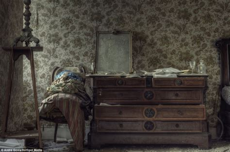 Creepy Furniture by Inside The Abandoned Belgian Mansion Brimming With Expensive Furniture Daily Mail