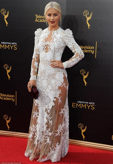 hollywood actress popularised white dress heidi klum is a showstopper on star studded creative arts