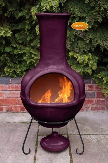 Terra Cotta Chiminea by Stunning Ceramic Pit Chimney Design Ceramic Pit