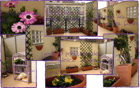 abbellire il terrazzo il profumo dei dolci e dei fiori il mio terrazzo