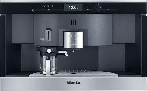 siemens kaffeevollautomat integriert miele einbau kaffeevollautomat cva 6431 vs elektro
