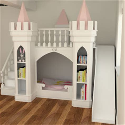 Made To Measure Bunk Beds Luxury Princess Castle Bed Made To Measure