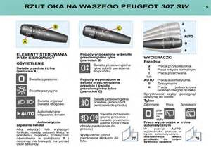 Peugeot 307 Hdi Manual Pdf Manual Peugeot 307 Sw Peugeot 307 Sw Instrukcja Page 5 Pdf