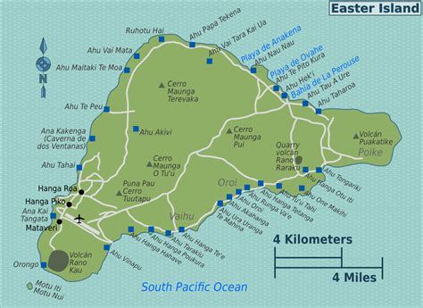 world map easter island easter island tours map