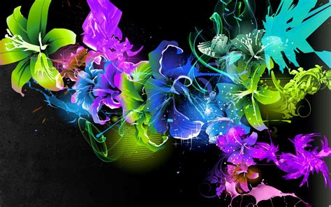 abstract wallpaper in colorful abstract pink flowers wallpaper wallpaper wallpaperlepi