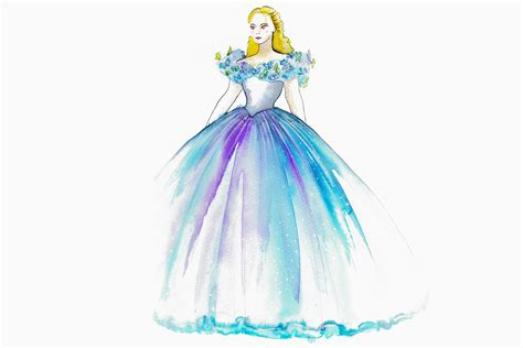 cinderella s first look the making of cinderella s wedding gown lily